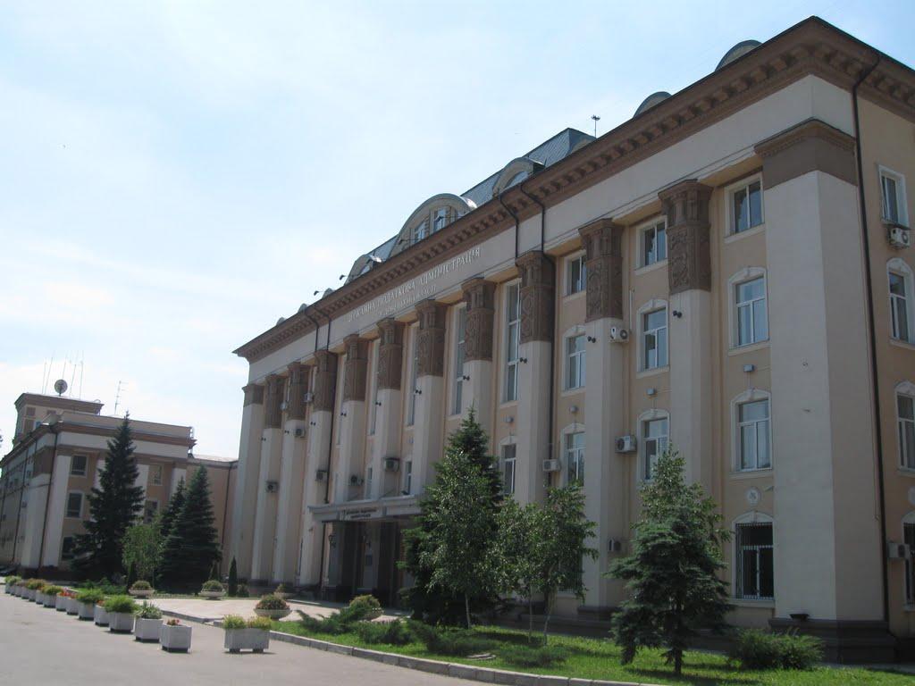 Совещание представителей Профсоюза с представителями Миндоходов и сборов ДНР
